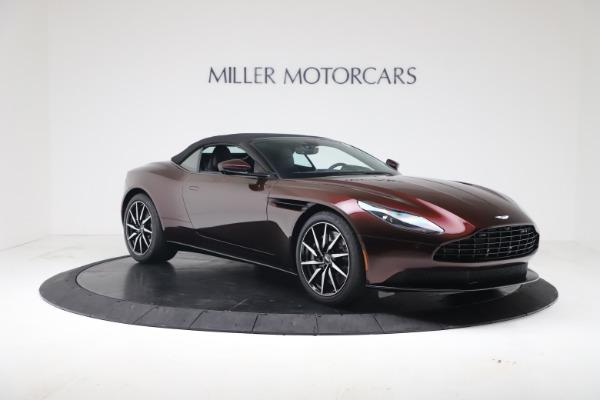 Used 2020 Aston Martin DB11 Volante Convertible for sale Sold at Alfa Romeo of Greenwich in Greenwich CT 06830 18