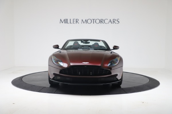 Used 2020 Aston Martin DB11 Volante Convertible for sale Sold at Alfa Romeo of Greenwich in Greenwich CT 06830 2