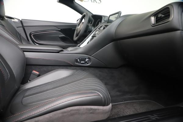 Used 2020 Aston Martin DB11 Volante Convertible for sale Sold at Alfa Romeo of Greenwich in Greenwich CT 06830 28