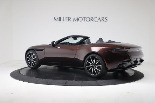 Used 2020 Aston Martin DB11 Volante Convertible for sale Sold at Alfa Romeo of Greenwich in Greenwich CT 06830 6
