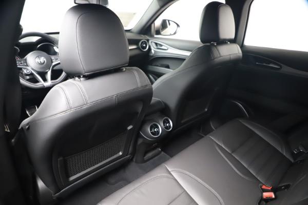 New 2019 Alfa Romeo Stelvio Ti Sport Q4 for sale Sold at Alfa Romeo of Greenwich in Greenwich CT 06830 20