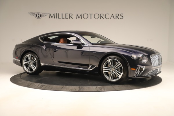 New 2020 Bentley Continental GT V8 for sale $245,105 at Alfa Romeo of Greenwich in Greenwich CT 06830 10