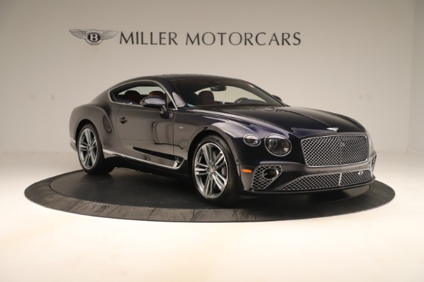 New 2020 Bentley Continental GT V8 for sale $245,105 at Alfa Romeo of Greenwich in Greenwich CT 06830 11