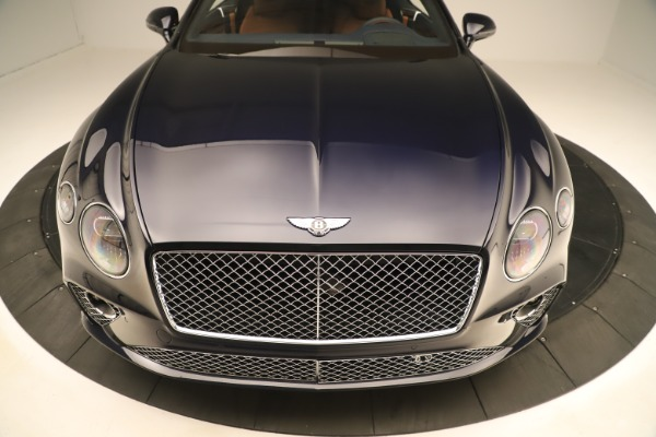 New 2020 Bentley Continental GT V8 for sale $245,105 at Alfa Romeo of Greenwich in Greenwich CT 06830 13