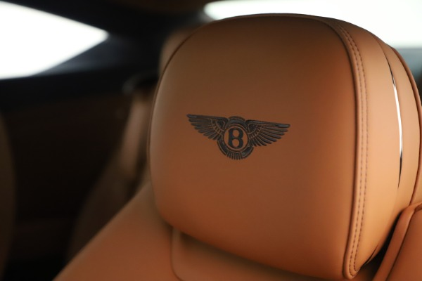 New 2020 Bentley Continental GT V8 for sale $245,105 at Alfa Romeo of Greenwich in Greenwich CT 06830 21