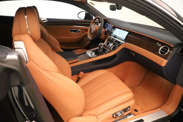 New 2020 Bentley Continental GT V8 for sale $245,105 at Alfa Romeo of Greenwich in Greenwich CT 06830 25