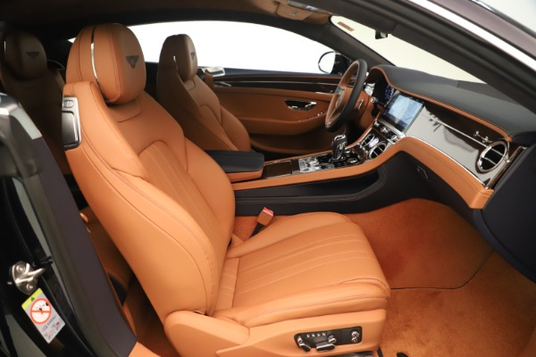 New 2020 Bentley Continental GT V8 for sale $245,105 at Alfa Romeo of Greenwich in Greenwich CT 06830 26