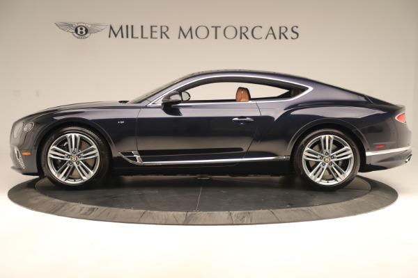 New 2020 Bentley Continental GT V8 for sale $245,105 at Alfa Romeo of Greenwich in Greenwich CT 06830 3