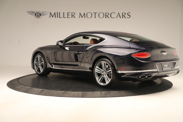 New 2020 Bentley Continental GT V8 for sale $245,105 at Alfa Romeo of Greenwich in Greenwich CT 06830 4