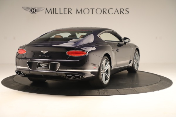 New 2020 Bentley Continental GT V8 for sale $245,105 at Alfa Romeo of Greenwich in Greenwich CT 06830 7