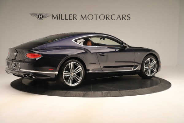 New 2020 Bentley Continental GT V8 for sale $245,105 at Alfa Romeo of Greenwich in Greenwich CT 06830 8