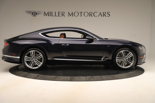 New 2020 Bentley Continental GT V8 for sale $245,105 at Alfa Romeo of Greenwich in Greenwich CT 06830 9