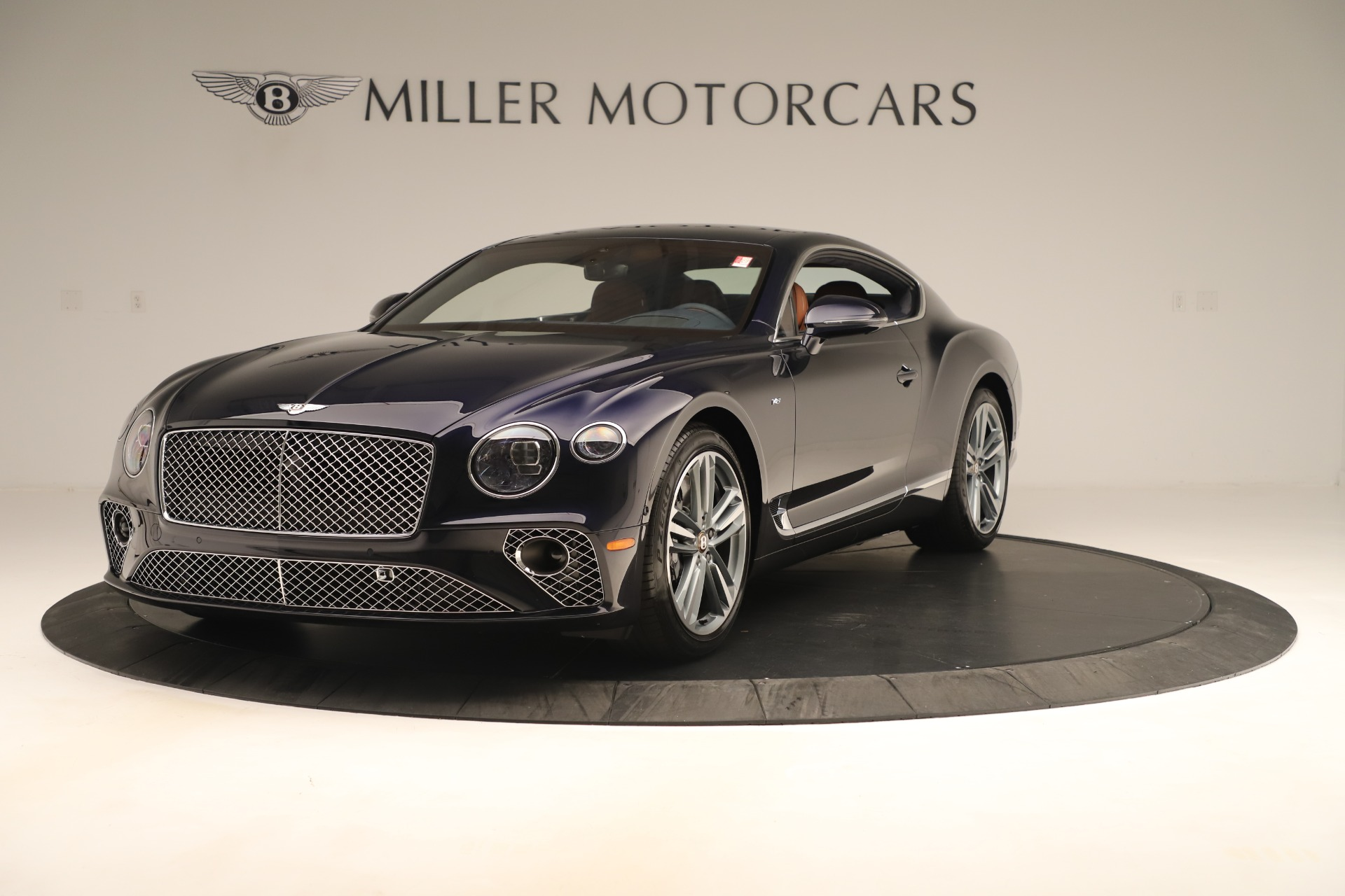 New 2020 Bentley Continental GT V8 for sale $245,105 at Alfa Romeo of Greenwich in Greenwich CT 06830 1