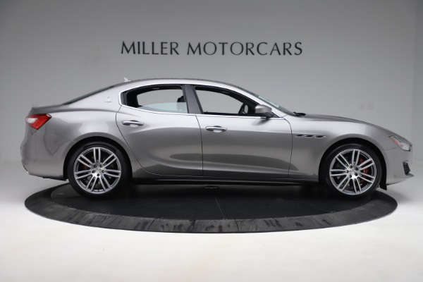 New 2019 Maserati Ghibli S Q4 for sale Sold at Alfa Romeo of Greenwich in Greenwich CT 06830 9
