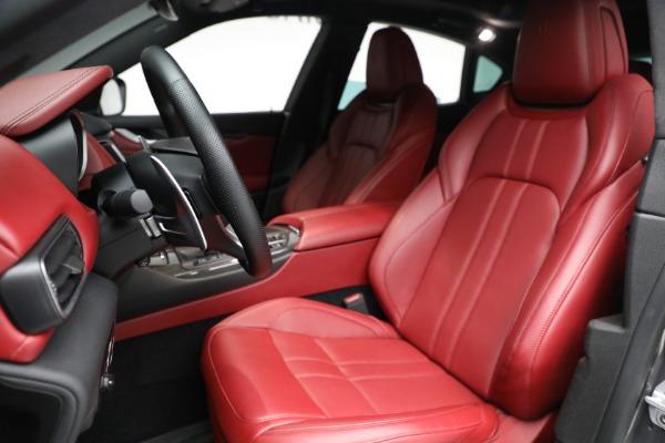 Used 2019 Maserati Levante Q4 GranSport for sale $69,900 at Alfa Romeo of Greenwich in Greenwich CT 06830 15