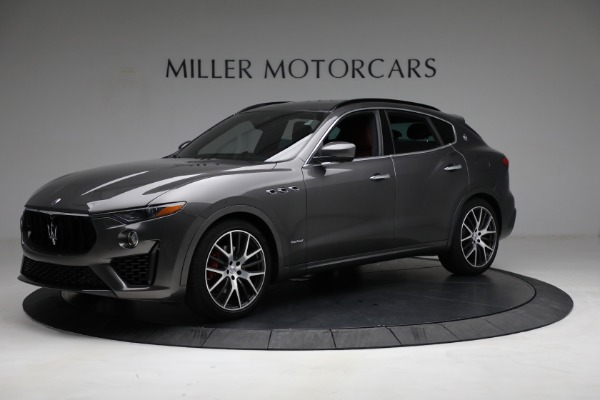 New 2019 Maserati Levante Q4 GranSport for sale Sold at Alfa Romeo of Greenwich in Greenwich CT 06830 2