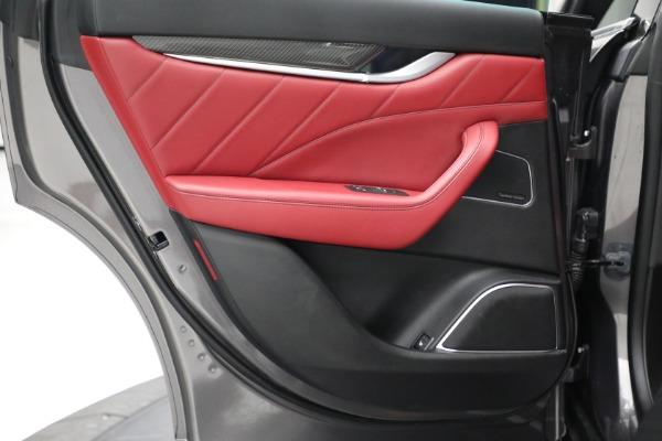 Used 2019 Maserati Levante Q4 GranSport for sale $69,900 at Alfa Romeo of Greenwich in Greenwich CT 06830 20