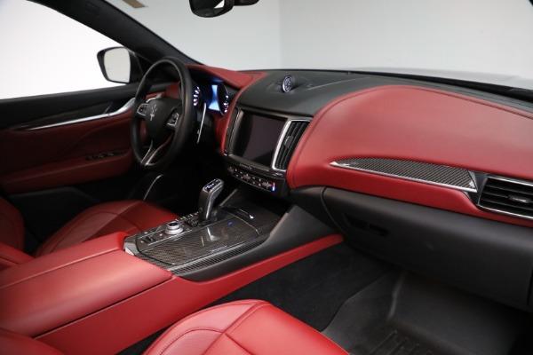 Used 2019 Maserati Levante Q4 GranSport for sale $69,900 at Alfa Romeo of Greenwich in Greenwich CT 06830 21