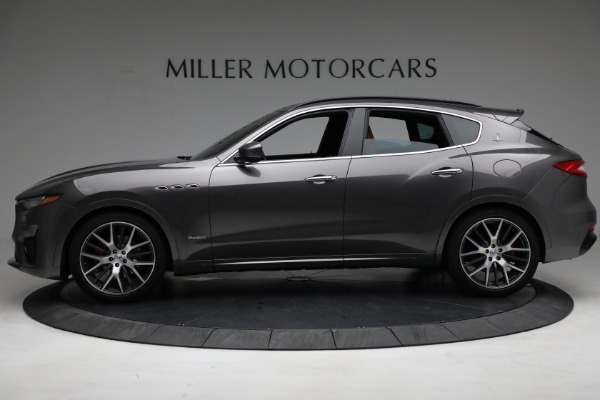 Used 2019 Maserati Levante Q4 GranSport for sale $69,900 at Alfa Romeo of Greenwich in Greenwich CT 06830 3