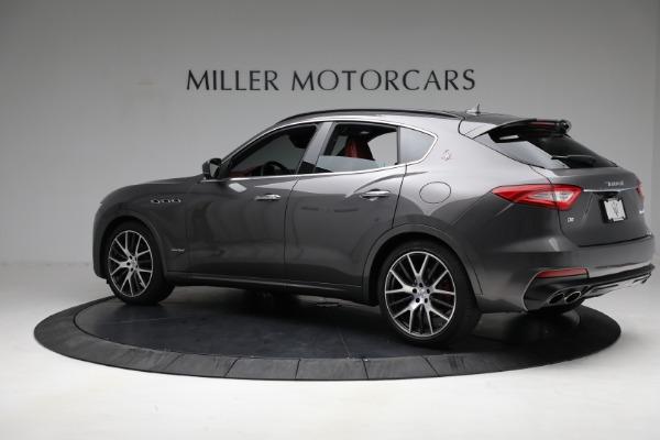 Used 2019 Maserati Levante Q4 GranSport for sale $69,900 at Alfa Romeo of Greenwich in Greenwich CT 06830 4