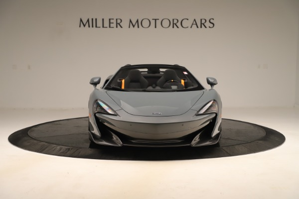 Used 2020 McLaren 600LT Spider for sale Sold at Alfa Romeo of Greenwich in Greenwich CT 06830 11