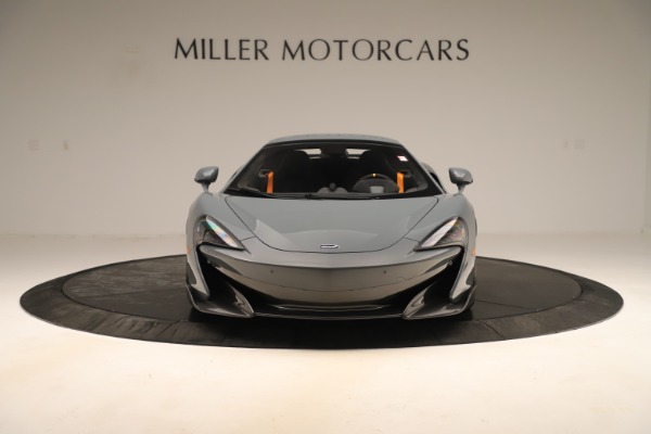 Used 2020 McLaren 600LT Spider for sale Sold at Alfa Romeo of Greenwich in Greenwich CT 06830 21