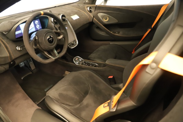 Used 2020 McLaren 600LT Spider for sale Sold at Alfa Romeo of Greenwich in Greenwich CT 06830 22