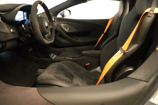 Used 2020 McLaren 600LT Spider for sale Sold at Alfa Romeo of Greenwich in Greenwich CT 06830 23