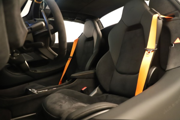 Used 2020 McLaren 600LT Spider for sale Sold at Alfa Romeo of Greenwich in Greenwich CT 06830 24