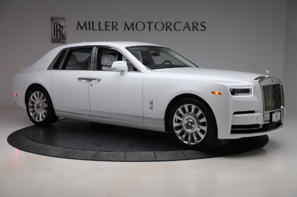 New 2020 Rolls-Royce Phantom for sale $545,200 at Alfa Romeo of Greenwich in Greenwich CT 06830 10