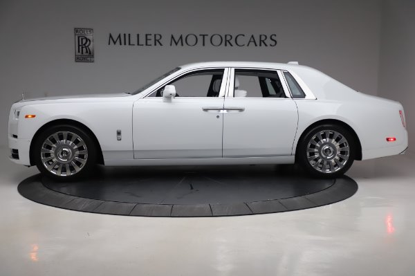New 2020 Rolls-Royce Phantom for sale $545,200 at Alfa Romeo of Greenwich in Greenwich CT 06830 3