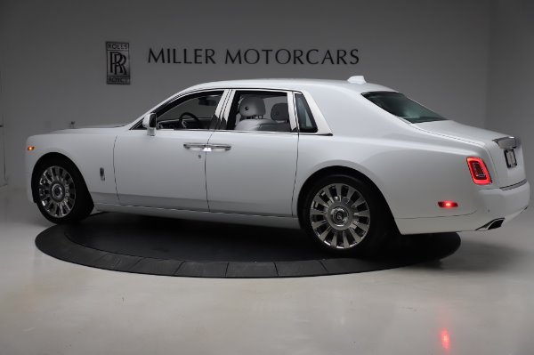New 2020 Rolls-Royce Phantom for sale $545,200 at Alfa Romeo of Greenwich in Greenwich CT 06830 4