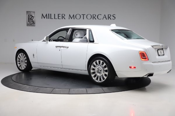New 2020 Rolls-Royce Phantom for sale $545,200 at Alfa Romeo of Greenwich in Greenwich CT 06830 5