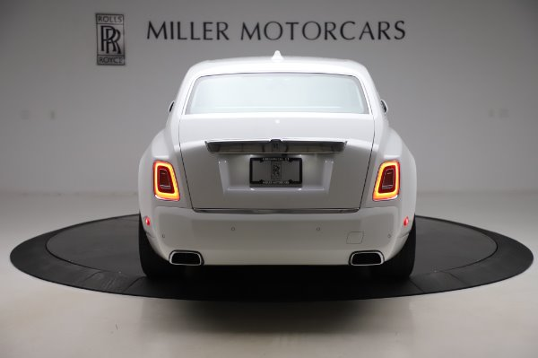 New 2020 Rolls-Royce Phantom for sale $545,200 at Alfa Romeo of Greenwich in Greenwich CT 06830 6