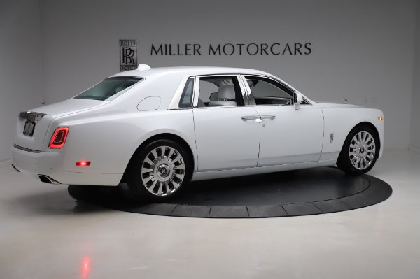 New 2020 Rolls-Royce Phantom for sale $545,200 at Alfa Romeo of Greenwich in Greenwich CT 06830 7