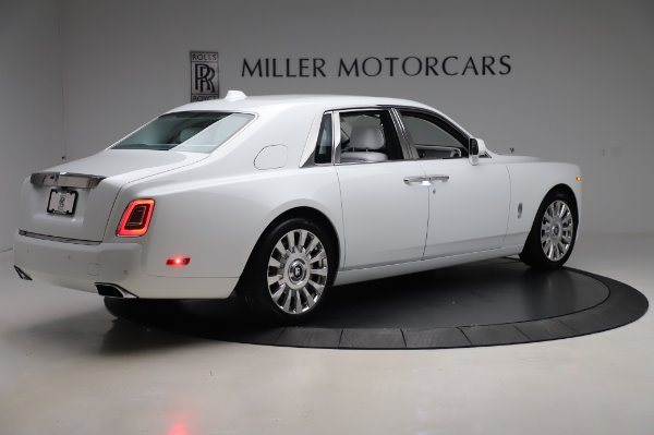 New 2020 Rolls-Royce Phantom for sale $545,200 at Alfa Romeo of Greenwich in Greenwich CT 06830 8