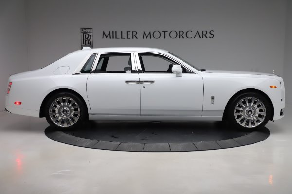 New 2020 Rolls-Royce Phantom for sale $545,200 at Alfa Romeo of Greenwich in Greenwich CT 06830 9