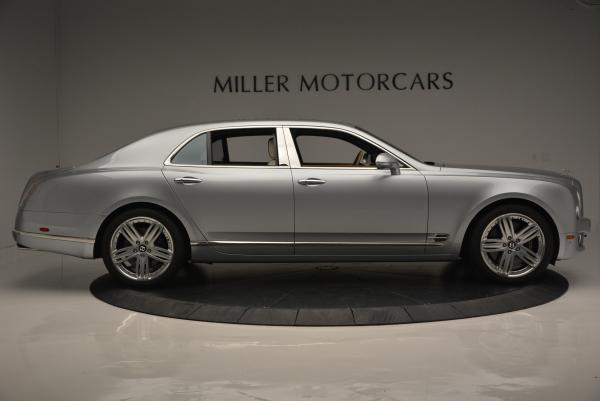 Used 2012 Bentley Mulsanne for sale Sold at Alfa Romeo of Greenwich in Greenwich CT 06830 10