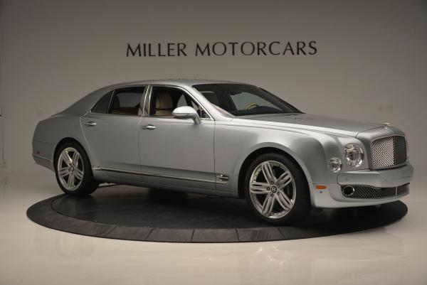 Used 2012 Bentley Mulsanne for sale Sold at Alfa Romeo of Greenwich in Greenwich CT 06830 11