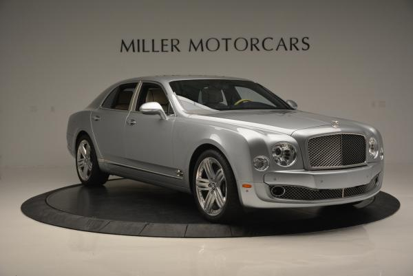 Used 2012 Bentley Mulsanne for sale Sold at Alfa Romeo of Greenwich in Greenwich CT 06830 12