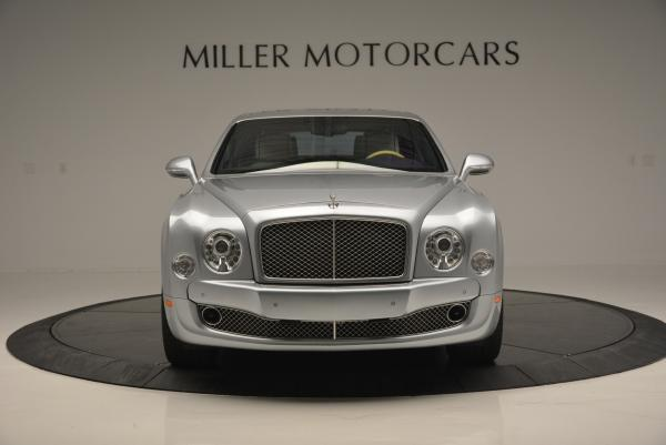 Used 2012 Bentley Mulsanne for sale Sold at Alfa Romeo of Greenwich in Greenwich CT 06830 13