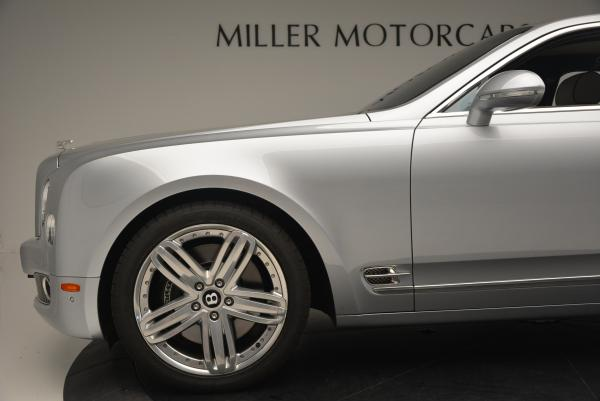Used 2012 Bentley Mulsanne for sale Sold at Alfa Romeo of Greenwich in Greenwich CT 06830 16