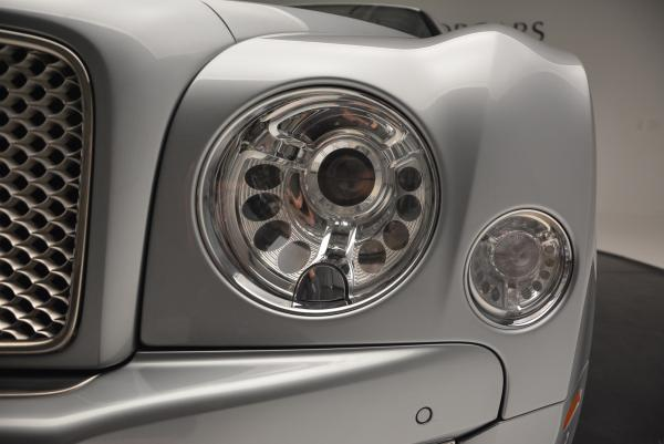 Used 2012 Bentley Mulsanne for sale Sold at Alfa Romeo of Greenwich in Greenwich CT 06830 18