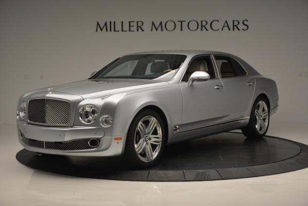 Used 2012 Bentley Mulsanne for sale Sold at Alfa Romeo of Greenwich in Greenwich CT 06830 2