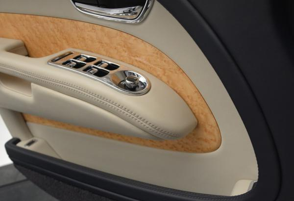 Used 2012 Bentley Mulsanne for sale Sold at Alfa Romeo of Greenwich in Greenwich CT 06830 22