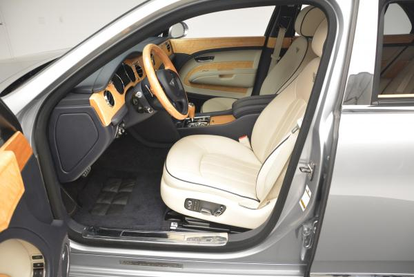 Used 2012 Bentley Mulsanne for sale Sold at Alfa Romeo of Greenwich in Greenwich CT 06830 25