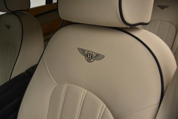 Used 2012 Bentley Mulsanne for sale Sold at Alfa Romeo of Greenwich in Greenwich CT 06830 27