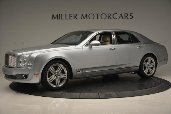 Used 2012 Bentley Mulsanne for sale Sold at Alfa Romeo of Greenwich in Greenwich CT 06830 3