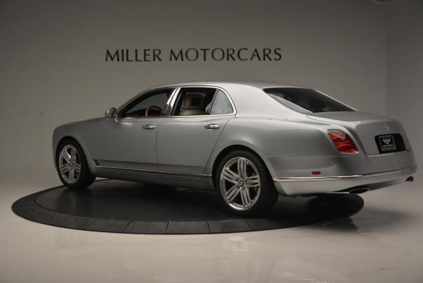 Used 2012 Bentley Mulsanne for sale Sold at Alfa Romeo of Greenwich in Greenwich CT 06830 5