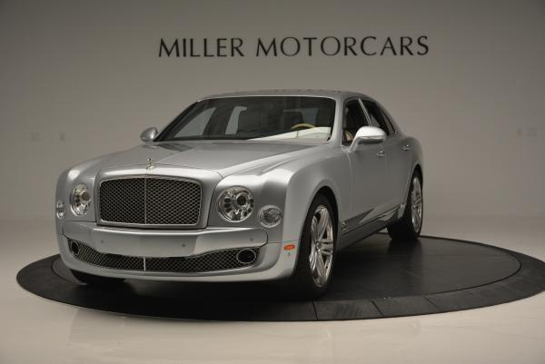 Used 2012 Bentley Mulsanne for sale Sold at Alfa Romeo of Greenwich in Greenwich CT 06830 1